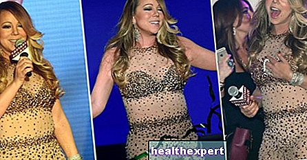 Mariah, are you sure you have chosen the right outfit? Here is the eccentric look sported by Carey - Star
